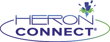 Heron Connect logo