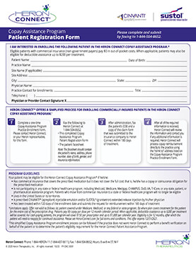 Patient Copay Registration